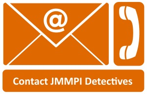 Telephone, email, fax or mail - Contact to a Private Investigator in Germany.